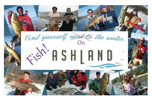 Fishing Brochure