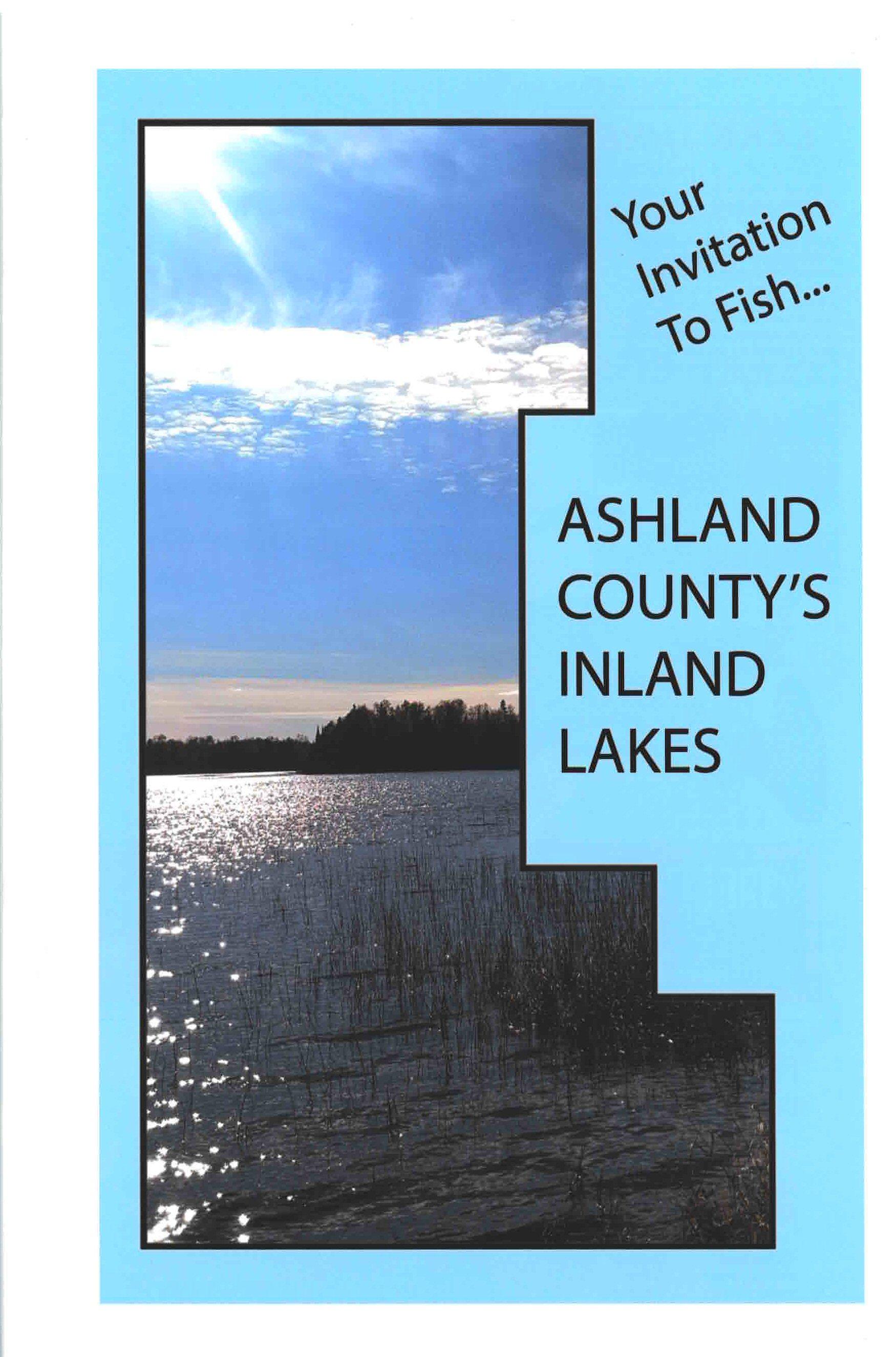 Ashland County Fishing Brochure