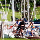 biking madeline
