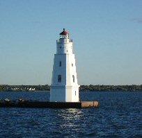 Chequamegon Bay Lighthouse